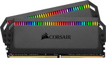 Corsair Dominator Platinum RGB Speichermodul 32 GB DDR4 3200 MHz (CMT32GX4M2C3200C16)