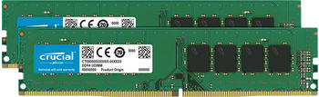 Crucial CT2K4G4DFS632A Speichermodul 8 GB DDR4 3200 MT/s, 4GBx2 DIMM 288pin SR x16 unbuffe