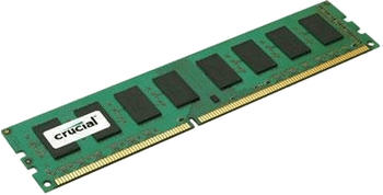 Crucial 8GB Kit DDR3 (CT102472BA186D) CL13