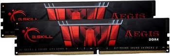 G.SKill AEGIS 16GB Kit DDR4-2400 CL15 (F4-2400C15D-16GIS)