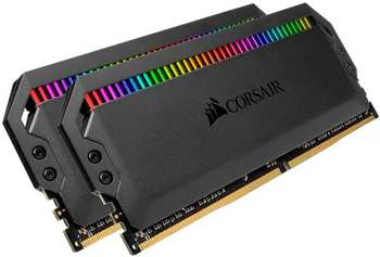 Corsair Dominator Platinum RGB 32 GB DDR4-4000 CL19 (CMT32GX4M2K4000C19)