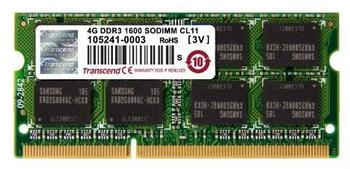 transcend-laptop-arbeitsspeicher-modul-ts4gap1600s-4gb-1-x-4gb-ddr3-ram-1600mhz-cl11