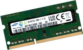 Samsung 4GB SO-DIMM DDR3 PC3-12800 CL11 (M471B5173QH0-YK0)