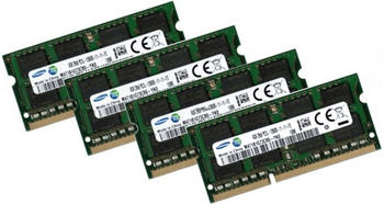 Samsung 8GB SODIMM DDR3-1600 CL11 (M471B1G73EB0-YK0)