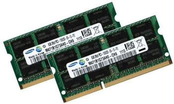 Samsung 16GB SODIMM DDR3-1333 (M471B1G73QH0-CH9)