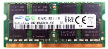 Samsung 8GB Kit SODIMM DDR3-1600 CL11 (M471B1G73BH0-YK0)