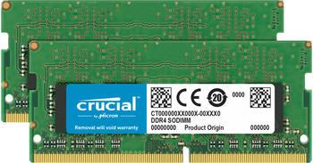 Crucial 32GB Kit DDR4-2666 CL19 (CT2K16G4S266M-DE)