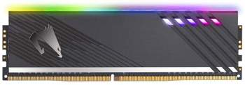 GigaByte AORUS RGB 16GB Kit DDR4-3600 CL18 (GP-AR36C18S8K2HU416R)