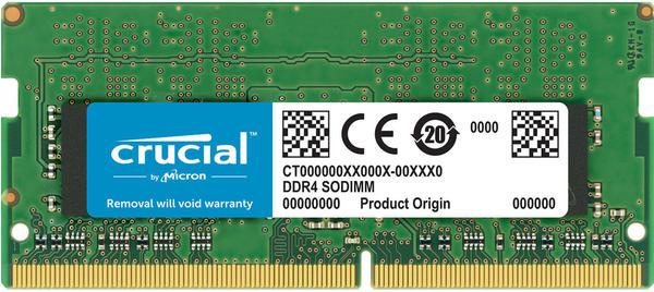 Crucial 8GB DDR4-2666 CL19 (Mac)(CT8G4S266M)