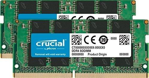 Crucial 64GB Kit DDR4-3200 CL22 (CT2K32G4SFD832A)