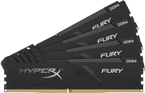 HyperX Fury 32GB Kit DDR4-3000 CL15 (HX430C15FB3K4/32)