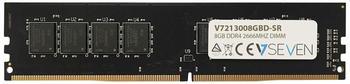V7 8GB DDR4-2666 CL19 (V7213008GBS-SR)