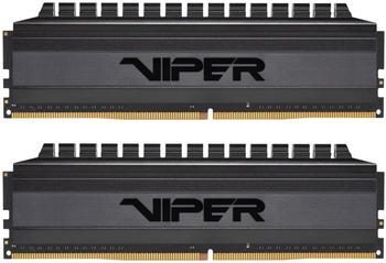 Patriot Viper 4 Blackout 8GB Kit DDR4-3000 CL16 (PVB48G300C6K)