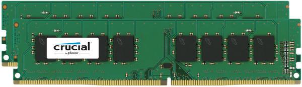 Crucial 8GB Kit DDR4-2666 CL19 (CT2K4G4DFS8266)