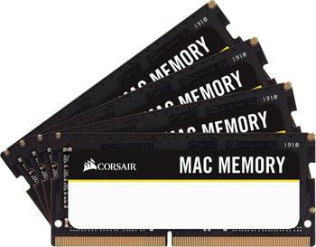 Corsair Mac Memory 32GB Kit DDR4-2666 CL18 (CMSA32GX4M4A2666C18)