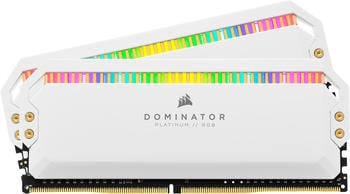 Corsair Dominator Platinum RGB 16GB Kit DDR4-3200 CL16 (CMT16GX4M2C3200C16W)