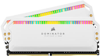 Corsair Dominator Platinum RGB 16GB Kit DDR4-3200 CL16 (CMT16GX4M2Z3200C16W)