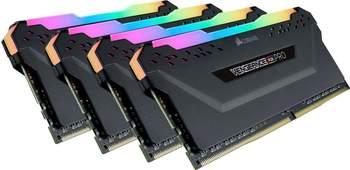 Corsair Vengeance RGB Pro 64GB Kit DDR4-3600 CL18 (CMW64GX4M4D3600C18)