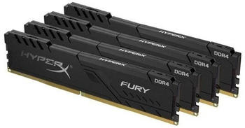 HyperX Fury 64GB Kit DDR4-2400 CL15 (HX424C15FB4K4/64)