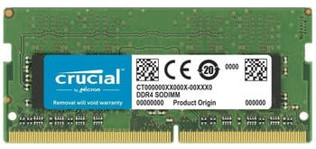Crucial 8GB SODIMM DDR4-2666 CL19 (CT8G4SFRA266)