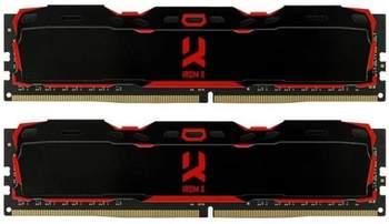 GoodRAM IRDM X 16GB Dual-Kit DDR4-3200 CL16 (IR-X3200D464L16S/16GDC)