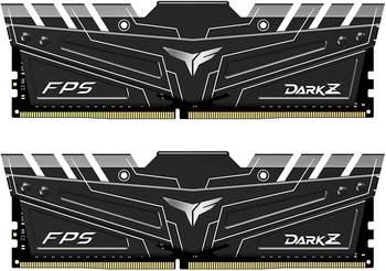 Team Group Team Dark Z FPS 16GB Dual-Kit DDR4-4000 CL16 (TDZFD416G4000HC16CDC01)