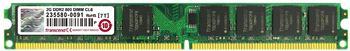 Transcend JetRam 2GB DDR2 PC2-6400 (JM800QLU-2G) CL5