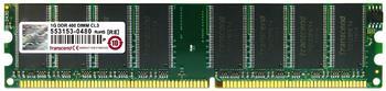 Transcend JetRAM 1024MB DDR PC3200 (JM388D643A-5L) CL3