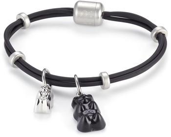 Haribo Bijoux Bärchen schwarz Silikon Armkette (360171500)