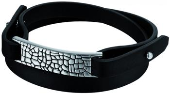 Joop! Texture Wickelarmband (JPBR10313A220)