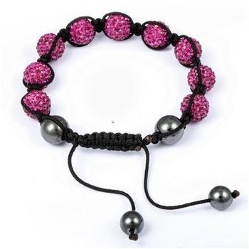Burgmeister Shamballaband pink (JBM1146-598)