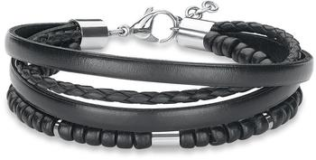 S.Oliver Leder-Armband (SO1091/1)