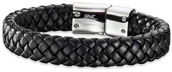 Save Brave Leder-Armband (SBB-HARRY-BK-21)