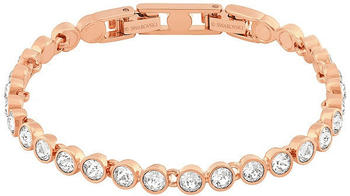 Swarovski Tennis Bracelet rose gold plating (5039938)