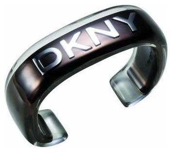 DKNY Logoarmspange braun (NJ1206)