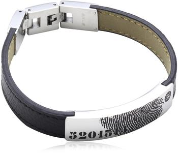 S.Oliver Leder-Armband (SO790/1)