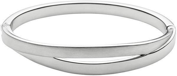 Skagen Elin Silver-Tone Bangle Bracelet (SKJ0714P)