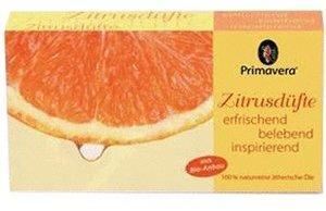 Primavera Life Bio Zitrusdüfte Geschenkset (3 x 5 ml)