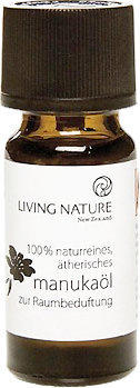 Living Nature Manukaöl 100% (10ml)