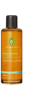 Primavera Life Sauna Therapy Honig Lavendel Bio entspannend (100ml)