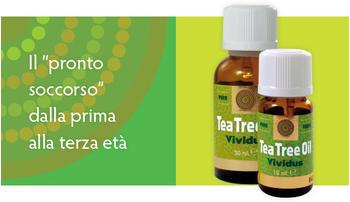 Vividus Tea Tree Oil (10ml)