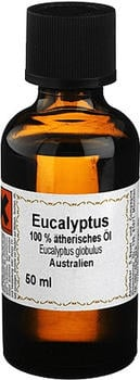 Apotheker Bauer + Cie Eukalyptus Öl 100% ätherisch (50 ml)