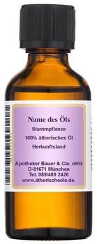 Apotheker Bauer + Cie Kamillen Öl Römisch 100% Ätherisch (1 ml)