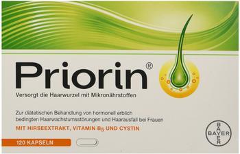 Bayer Priorin Kapseln (120 Stk.)
