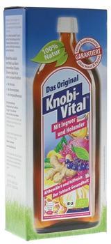 KnobiVital mit Ingwer und Holunder Bio Flasche (960 ml)