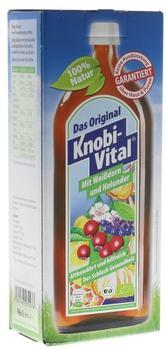 KnobiVital mit Weissdorn und Holunder (960 ml)