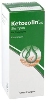 Dermapharm Ketozolin 2 % Shampoo (120 ml)