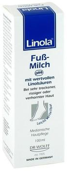 Linola Fuß-Milch (100 ml)