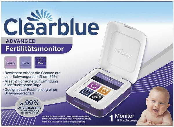 Clearblue Advanced Fertilitätsmonitor (1 Stk.)