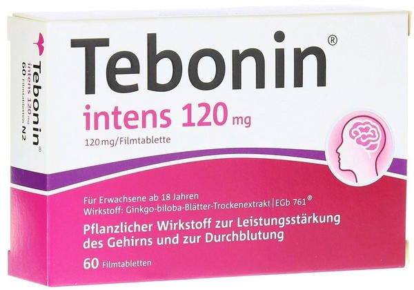 Tebonin Intens 120 mg Filmtabletten (60 Stk.)